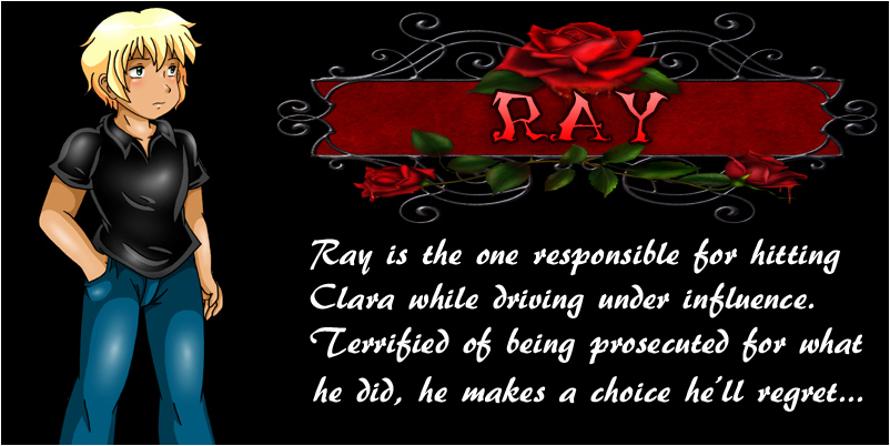 CHARACTERS-RAY